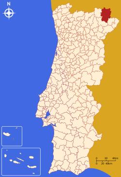 izeda mapa Izeda   Memória Portuguesa izeda mapa