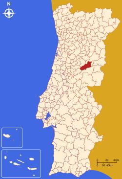 mapa unhais da serra Unhais da Serra   Memória Portuguesa mapa unhais da serra
