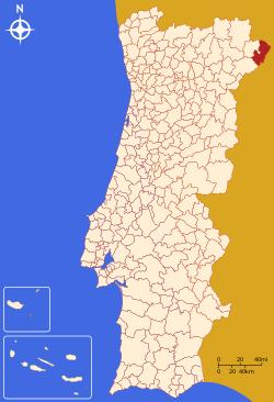 mapa de portugal miranda do douro Picote   Memória Portuguesa mapa de portugal miranda do douro