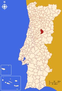 loriga mapa Loriga   Memória Portuguesa loriga mapa