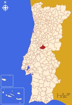 pedrogão pequeno mapa Cernache do Bonjardim   Memória Portuguesa pedrogão pequeno mapa